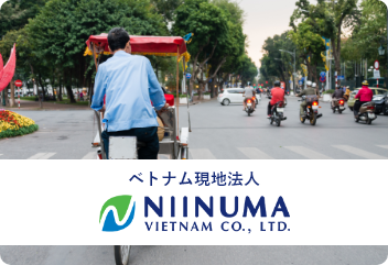 NIINUMA VIETNAM CO.,LTD.